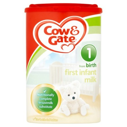 Cow And Gate 1 First Milk Powder (900G)