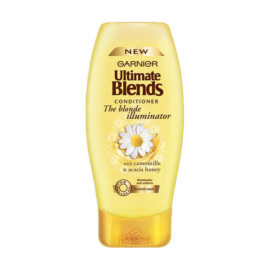 Garnier Ultimate Blends Blonde Illuminator Conditioner 400ml