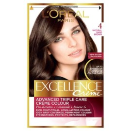 L'Oreal Paris Excellence 4 Natural Dark Brown