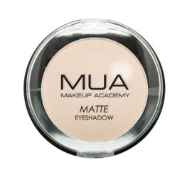 MUA Matte Mono Eyeshadow – Fudge