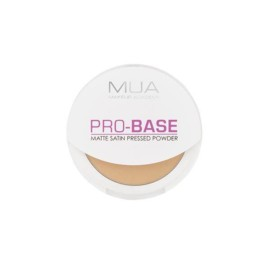 MUA Pro Base Matte Satin Pressed Powder – Translucent