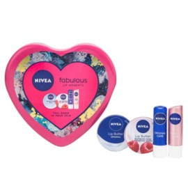 Nivea Fabulous Lip Gift Pack