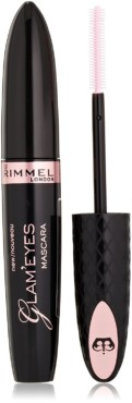 RIMMEL LONDON Glam'Eyes Mascara – Extreme Black