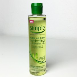 Simple Kind To Skin Hydrating Cleansing Oil 125ml