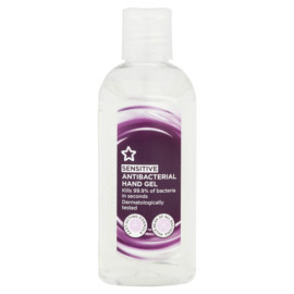Superdrug Sensitive Hand Gel 100ml