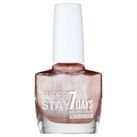 Maybelline Superstay 7 Days Metallic Silk Rose Veil