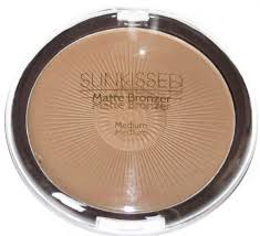 Sunkissed Matte Bronzer 21g – Medium