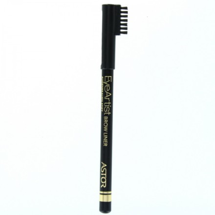Astor Eye Artist Eyebrow Liner Pencil-080 Black