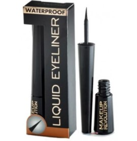 Makeup Revolution Amazing Waterproof Eyeliner Black