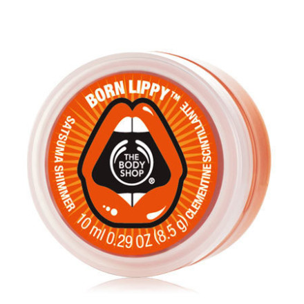 Born Lippy™ Pot Lip Balm – Satsuma Shimmer