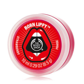Born Lippy Pot Lip Balm – Strawberry