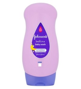 Johnson's Bedtime Baby Wash 400ml