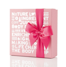 THE BODY SHOP BRITISH ROSE FESTIVE PICKS GIFT SET