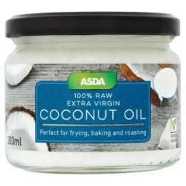 ASDA Extra Virgin Coconut Oil 283ml