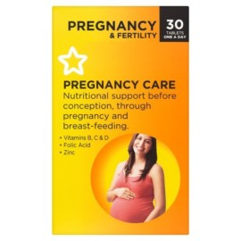 Superdrug Pregnancy & fertility care 30s