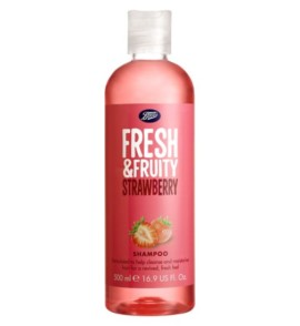 Boots Fresh Strawberry Shampoo 500ml