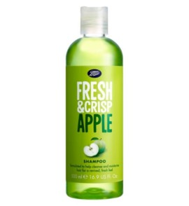 Boots Fresh Apple Shampoo 500ml