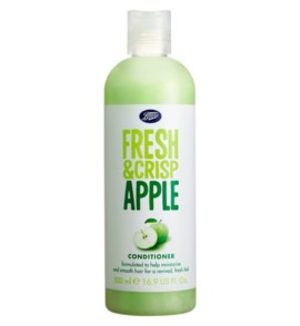 Boots Fresh Apple Conditioner 500ml
