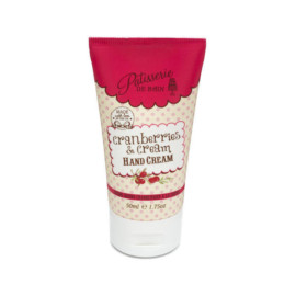 Patisserie de Bain Hand Cream Cranberries & Cream 50ml