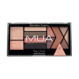 MUA Eyeshadow Palette – Devotion