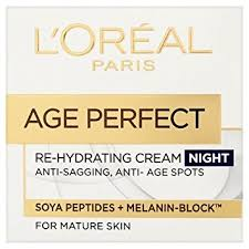 L'Oreal Paris Age Perfect Rehydrating night Cream 50ml