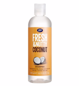 Boots Fresh Coconut Shampoo 500ml