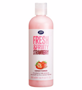 Boots Fresh Strawberry Conditioner 500ml
