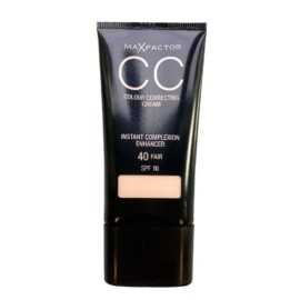 Max Factor CC Colour Correcting Cream Complexion Enhancer SPF 10 30ml-40 Fair