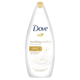 Dove nourishing care & Oil Body Wash 250ml