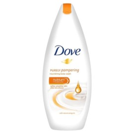 Dove Purely Pampering Cream Oil Body Wash 250ml