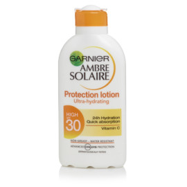 Ambre Solaire Light and Silky Sun Cream SPF30 200ml