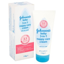 Johnson's Baby Nappy Cream 110g