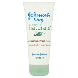 Johnson's Baby Soothing Naturals Intense Moisture Cream 100ml