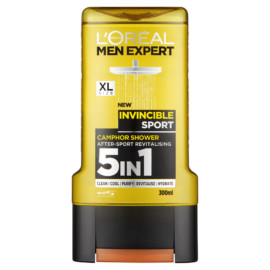 L'Oreal Men Expert Invincible Sport Shower Gel 300ml