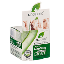 Dr Organic Aloe Vera Concentrated Cream 50ml