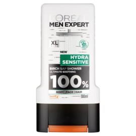 L'Oreal Men Expert Hydra Sensitive Shower Gel 300ml