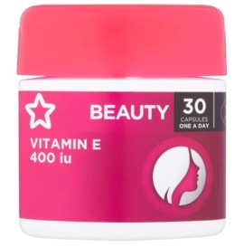 Superdrug Vitamin E 400iu 30s