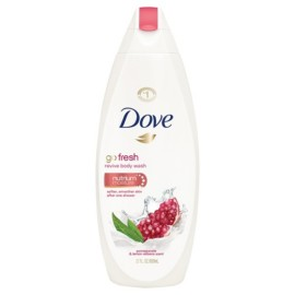 Dove go fresh Pomegranate and Lemon Verbena Body Wash 250ml