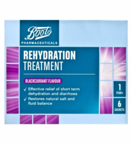 Boots Rehydration Treatment – 6 Sachets