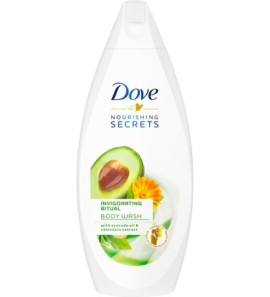 Dove Nourishing Secrets Avocado Invigorating Body Wash 250ml