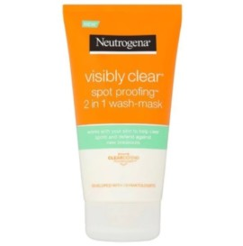 Neutrogena Visibly Clear Spot 2in1 Wash Mask 150ml