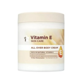 Superdrug Vitamin E All Over Body Cream 475ml