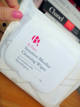 B. Pure Sensitive Micellar Cleansing Wipes 25pcs
