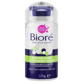 Biore Baking Soda Cleansing Scrub 125g