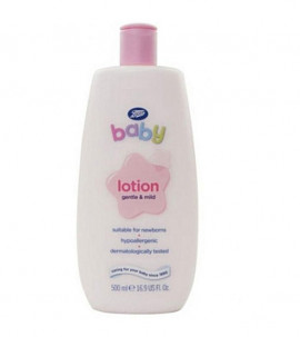 Boots Baby Lotion 500ml