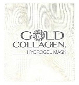Gold Collagen Hydrogel Face Masks – 4 masks