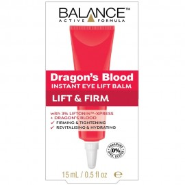 BALANCE ACTIVE FORMULA Dragons Blood Eye Lift Balm 15ml