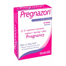 HealthAid Pregnazon 30 Tablets