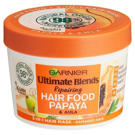 Garnier Ultimate Blends Hair Food Papaya Hair Mask 390ml