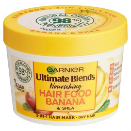 Garnier Ultimate Blends Hair Food Banana Hair Mask 390ml